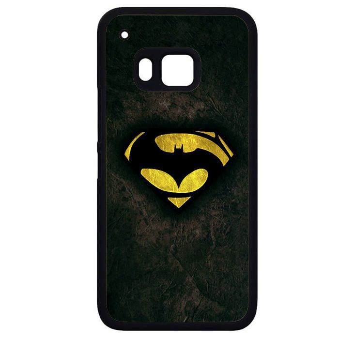Batman V Superman In LogoPhonecase Cover Case For HTC One M7 HTC One M8 HTC One M9 HTC ONe X