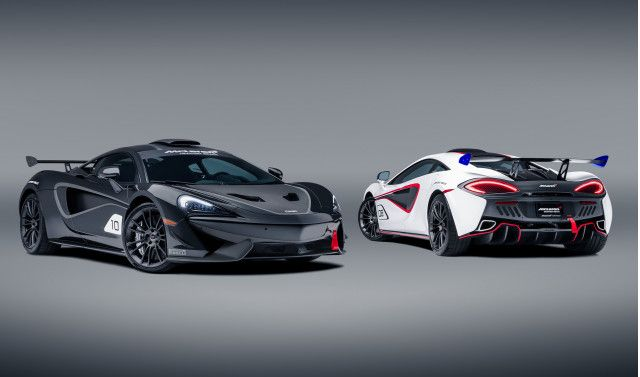 MSO draws on 570S GT4 racer heritage colors for latest bespoke cars