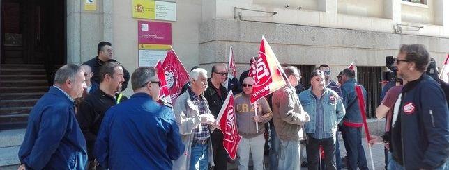 SECCIO SINDICAL UGT SECURITAS CATALUNYA: Los vigilantes piden su convenio