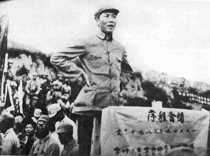 a history of communist china and mao tse tung as its leader Mao zedong was the most famous of chinese communist leaders, but not the only leader mao zedong, the most famous of all chinese communist leaders the communist party of china is the founding party of the people's republic of china and the sole ruling party in china the party was founded in 1921.