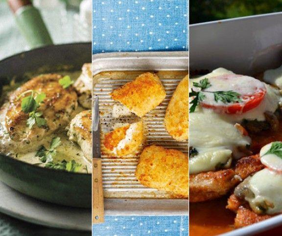 http://www.mindmegette.hu/A csirkemellben az a nagyszerű, hogy viszonylag gyorsan és egyszerűen lehet belőle vacsorát készíteni, ráadásul az ára sem megfizethetetlen, és a kezdők is tudnak vele dolgozni. A csirke rohanós hétköznapokra, de ráérős hétvégékre is jó választás, íme 14 szuper recept.