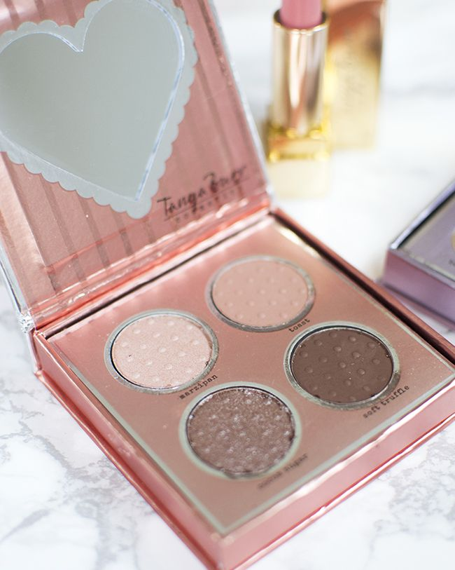 Tanya Burr Birthday Suit Palette Review