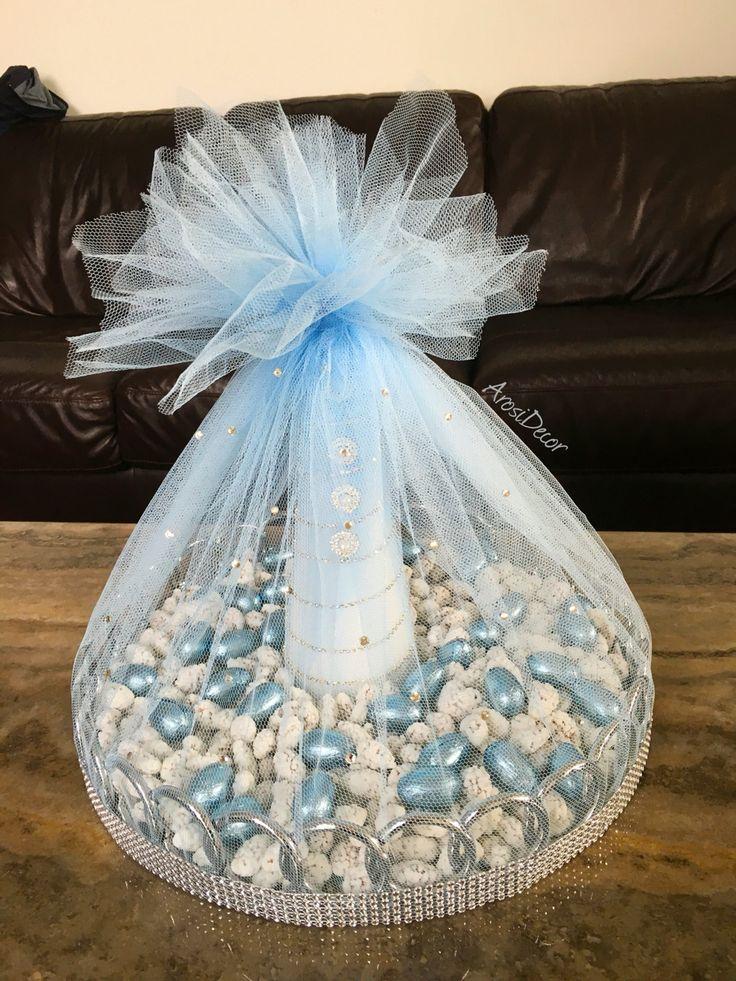 Afghan shirni tray for engagement made by @arosidecor #afghanwedding #shirni #shirnikhori #pastel #blue #shirnitray #afghan #tray #chocolates