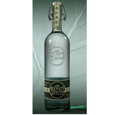 360 Organic Vodka