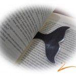 """Nova coleção de Marcadores de livros """"Cauda de Baleia"""" Vê mais em: http://www.artescirnetrigo.com/marcadores-de-livros-colecao-cauda-de-baleia/"""