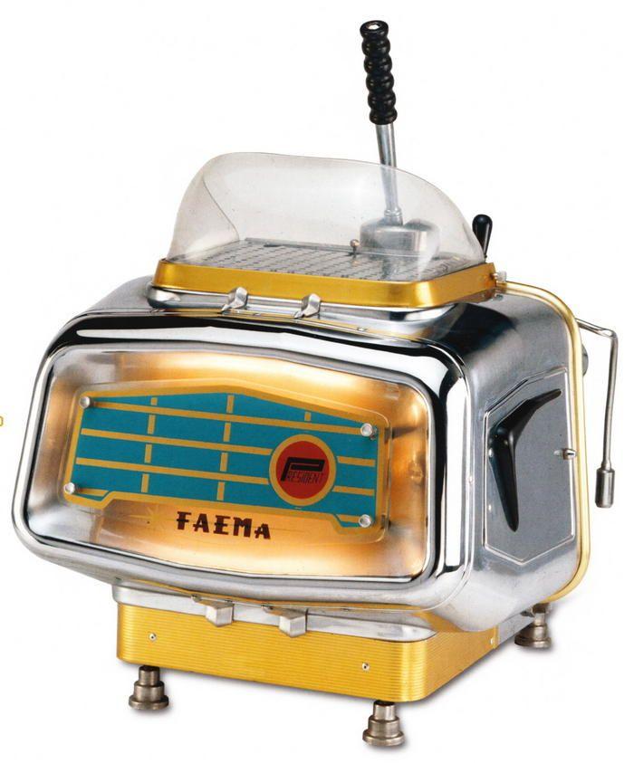 Faema President espresso machine