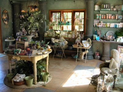 Herbal Soap Shoppe Interior-Check out this soap shop!