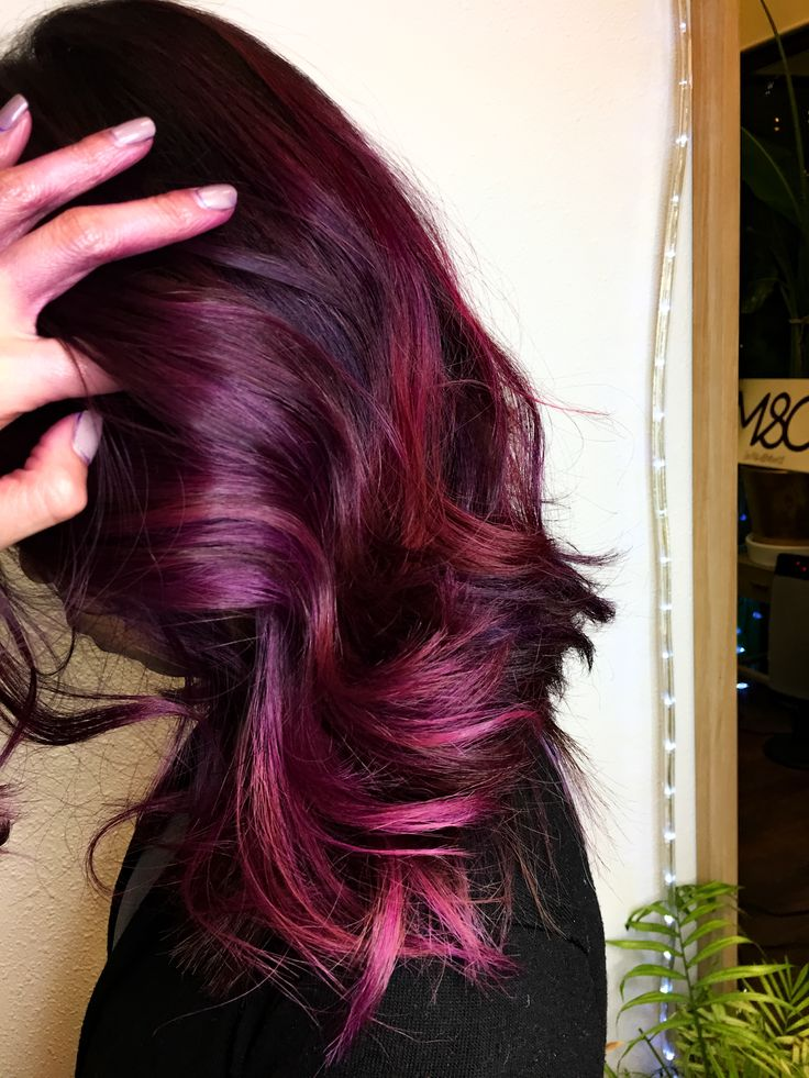 1000 Ideas About Magenta Hair On Pinterest  Purple Hair Hair And Hair Colors