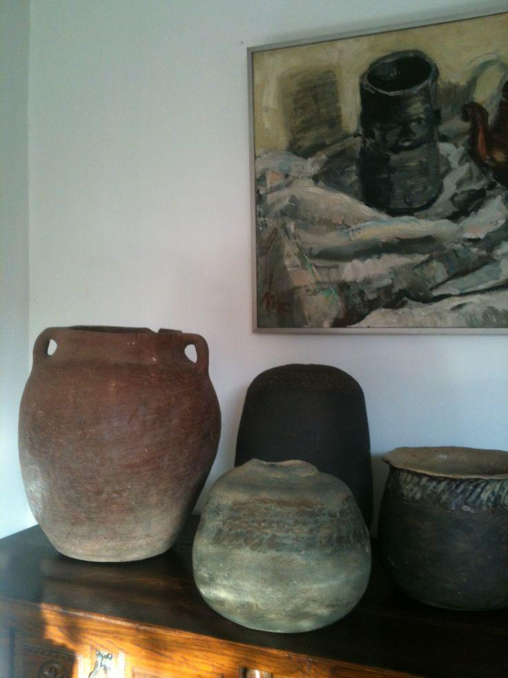 Las 25 mejores ideas sobre jarrones antiguos en pinterest - Paragueros antiguos ...