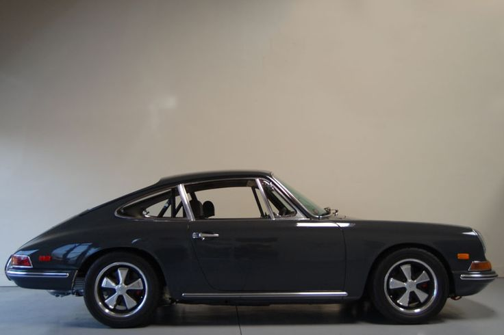 1968 Porsche 912 Coupe For Sale - Slate Grey - CPR Classic Dream Car!