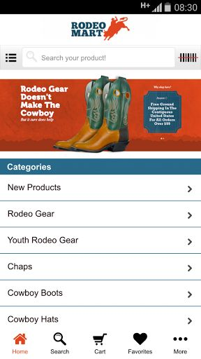 RodeoMart.com offers top-quality rodeo gear, Olathe Cowboy Boots, Anderson Bean Cowboy Boots, Macie Bean Boots, Resistol cowboy hats, Stetson cowboy hats, Wrangler cowboy hats, American hats, and western gifts at low prices. RodeoMart appreciates all customers and works hard to help you. Rodeo athletes and western enthusiast will enjoy a secure shopping experience with RodeoMart offering a variety of bull riding gear, bareback supplies, saddle bronc equipment, rodeo chaps, protective rodeo…