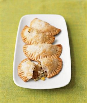 Chicken and Corn Empanadas | Recipe | Empanadas, Chicken and All ...