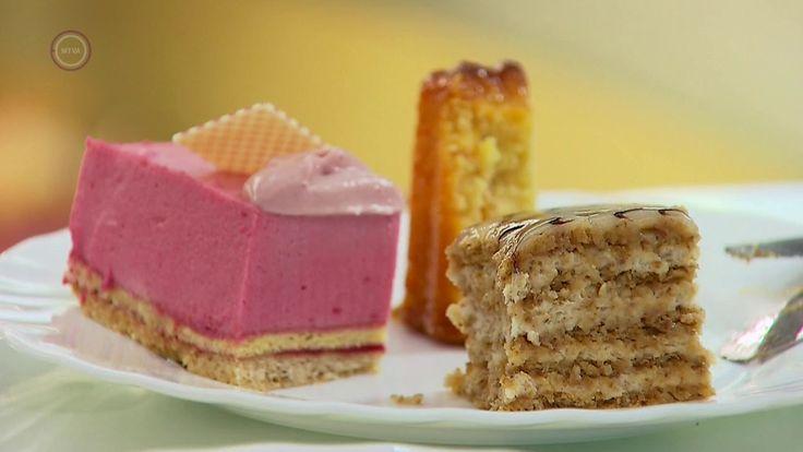 Gasztroangyal - Emlékezetes sütemények - HD 720p  2018.02.10.