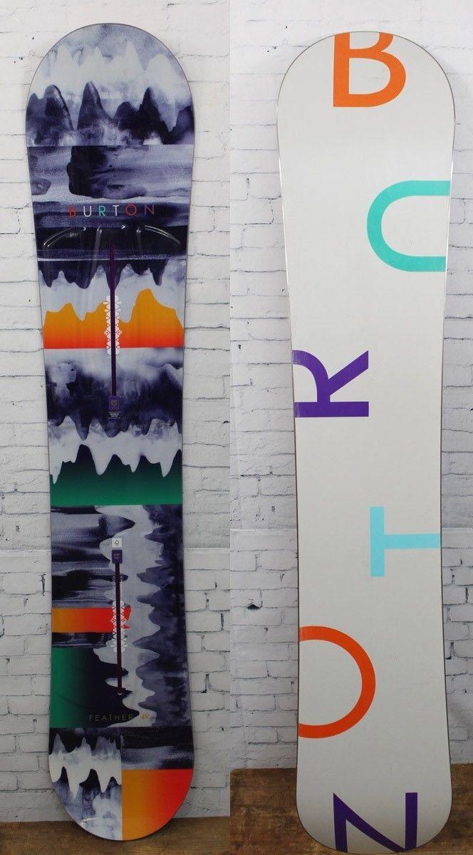 2016 Burton Feather ICS Womens Snowboard