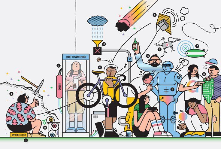 Google X by Rami Niemi — Agent Pekka