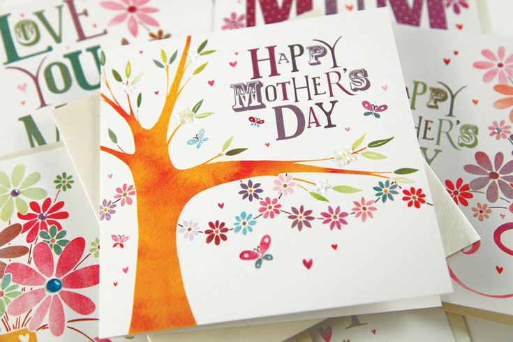 Jingles Mother's Day Cards by Blue Eyed Sun