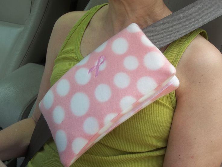 Hello Courage A Mastectomy Lumpectomy Chemo Port Pillow
