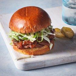 Seitan BBQ Sandwiches – EatingWell.com