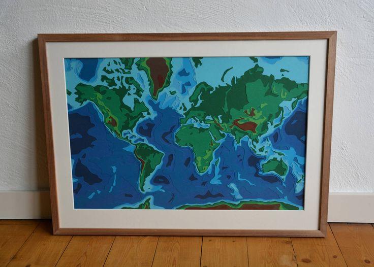 the world in twelve layers - Klaske Kokmeijer