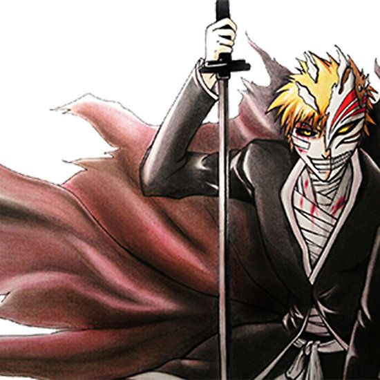 Ichigo Bankai Hollow Mask Bleach | Tattoo Ideas ...