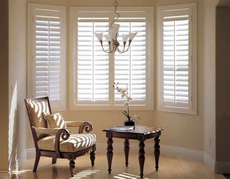 Good Plantation Shutters Always Take Rooms From Beautiful To STUNNING.