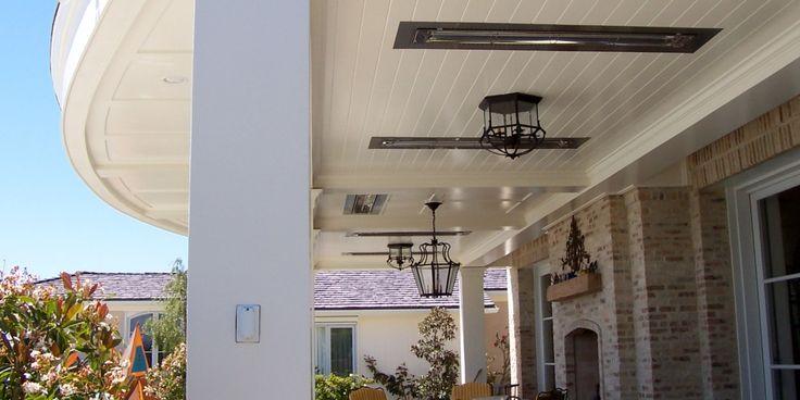 17 meilleures id es propos de foyers lectriques sur pinterest chemin e e - Chauffe terrasse electrique ...