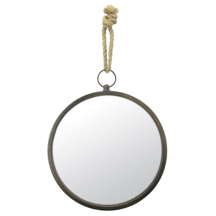 Stonebriar Collection Medium Nautical Wall Mirror, Other Clrs