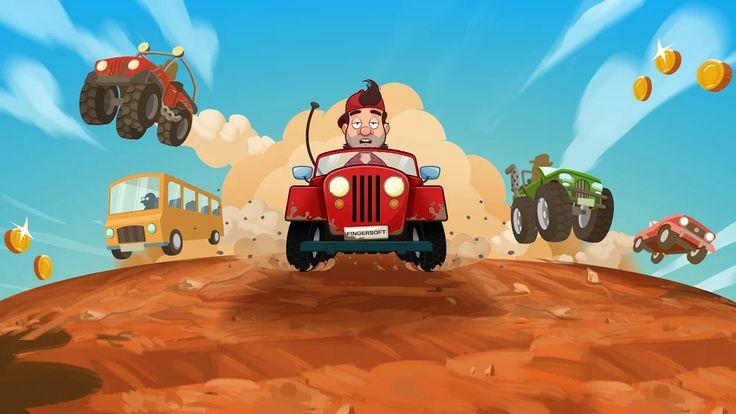 Hill Climb Racing 2 – Android-sovellukset Google Playssa