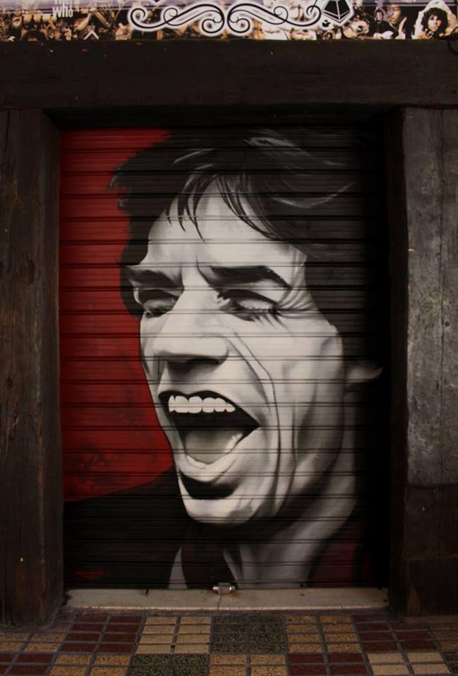 Man-O-Matic, 1982 | Street Art painter | Tutt'Art@ | Pittura * Scultura * Poesia * Musica |