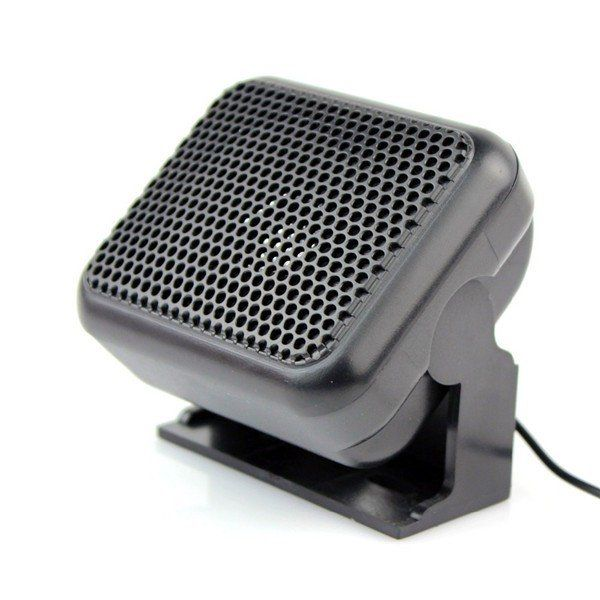 NSP-100 CB Ham Radios Mini External Speaker for Walkie Talkie Kenwood Motorola ICOM Yaesu