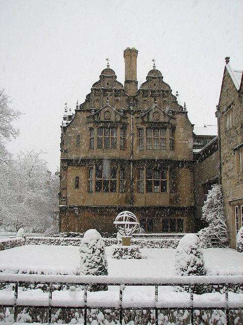Trinity College, Oxford, England