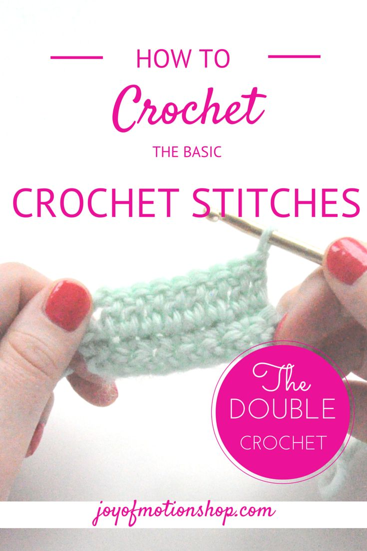 learn how to do crochet