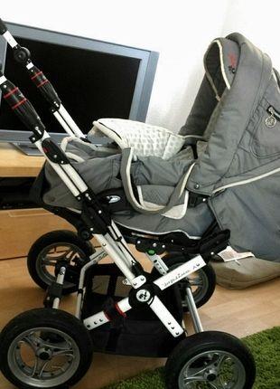 Kaufe meinen Artikel bei #Mamikreisel http://www.mamikreisel.de/kinderwagen-und-buggies/kinderwagen/27863745-hartan-topline-x-kinderwagen-versand-moglich