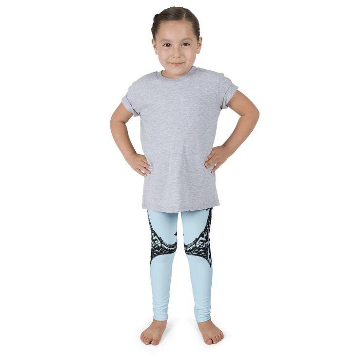 """Kurt Ziegler """"Mermaids Catch"""" Kid's leggings"""