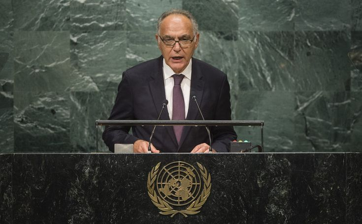 Salaheddine Mezouar, Ministro de Relaciones Exteriores de Marruecos, acusó a Israel de todo lo que hace Marruecos contra los saharauis.
