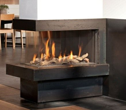 Double sided fireplace: what are my options? | Hearth.com