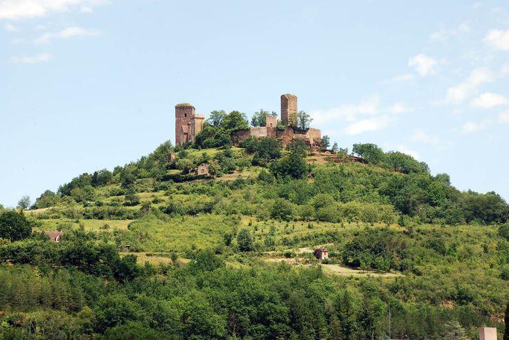 Castle Saint Céré, France