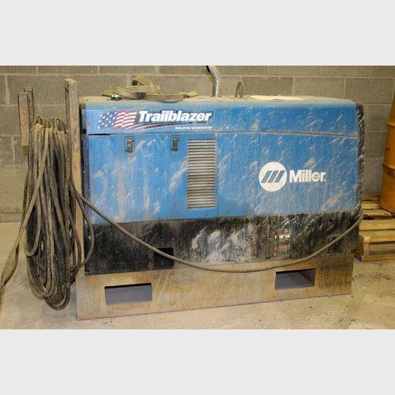Miller welder supplier worldwide - Used Miller Trailblazer 302 Welder for sale - Savona Equipment