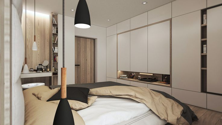 ©andibuftea - M.A.   Warm Apartment - in work on Behance