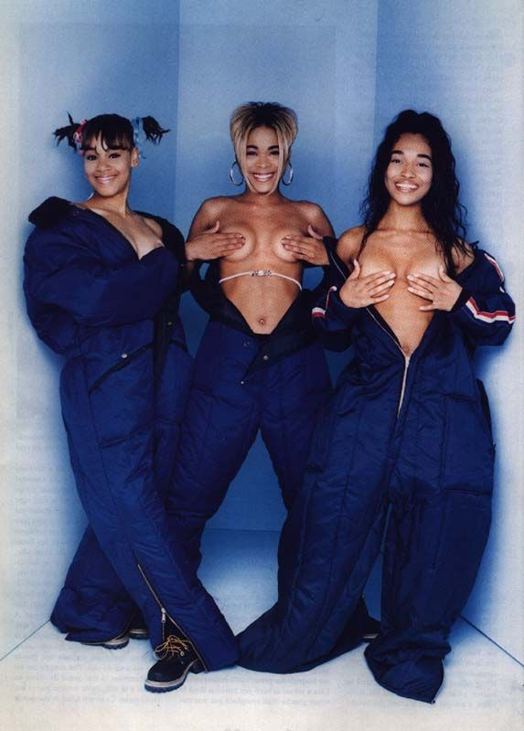 "brownskinedbeauties: ""TLC """