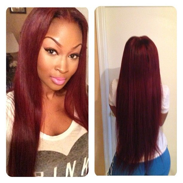 Red sew in hairstyles hair is our crown red sew in hairstyles auburn and black sew in weave hairstyles hairstylegalleries pmusecretfo Images