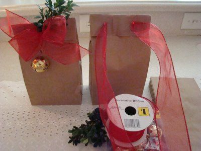 paper bag decorating gift bags ideas just a little