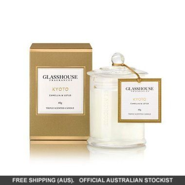 Glasshouse Kyoto Miniature Candle #adorebeautydreamhaul