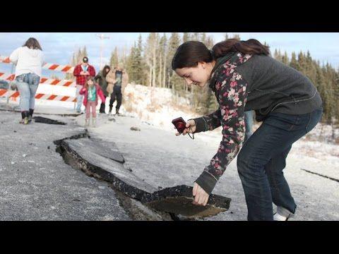 Earth Quake in USA: Magnitude 7.1 quake jolts Alaska; 4 homes lost