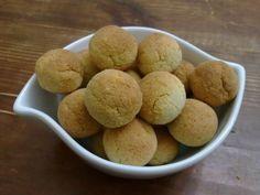 Biscotti del prof. Berrino con farina di mandorle e purea di mela - veganblog