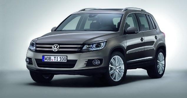 VW Tiguan TDI 2012