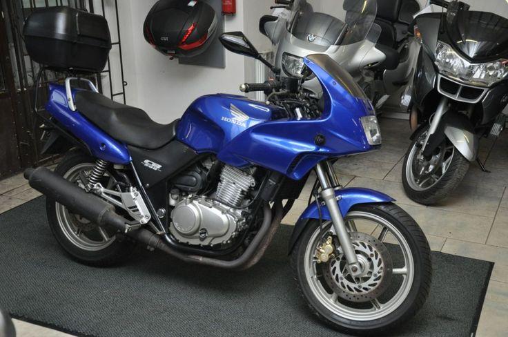 Honda CB - CB500S stan tech. bardzo dobry - NOWE opony