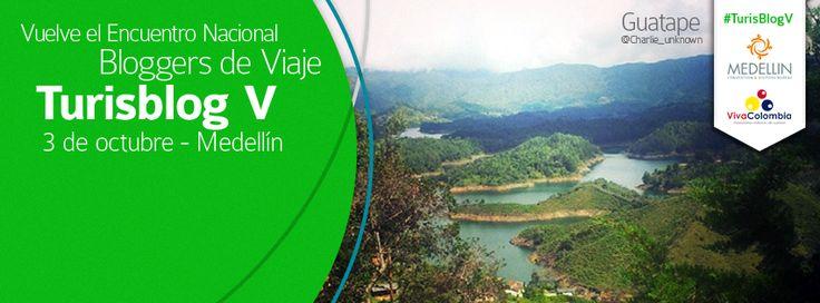 Noticia de la Red Nacional de Periodistas de Turismo sobre el #TurisBlogV