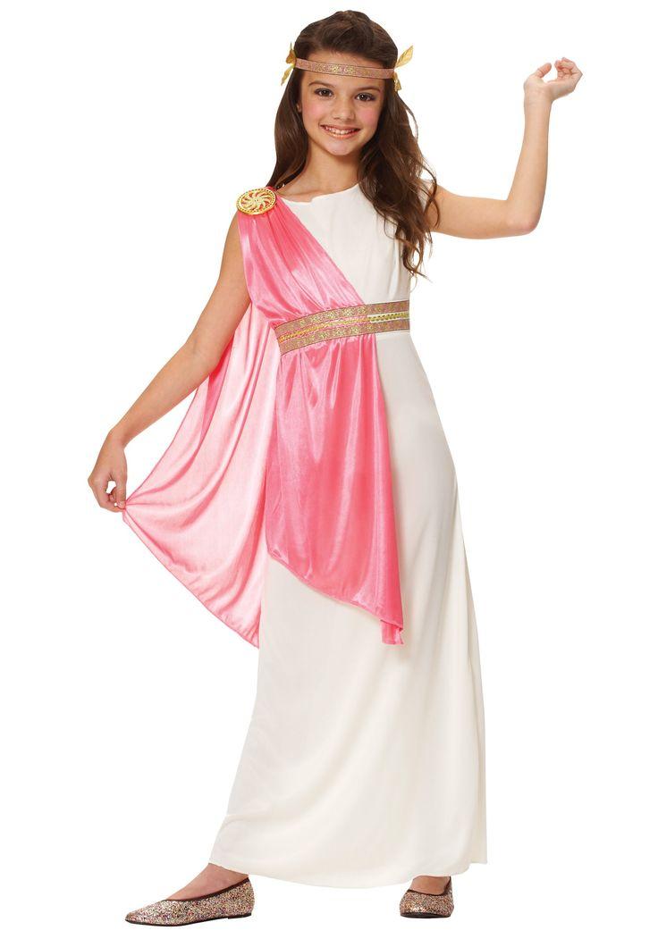 A great greek goddess costume