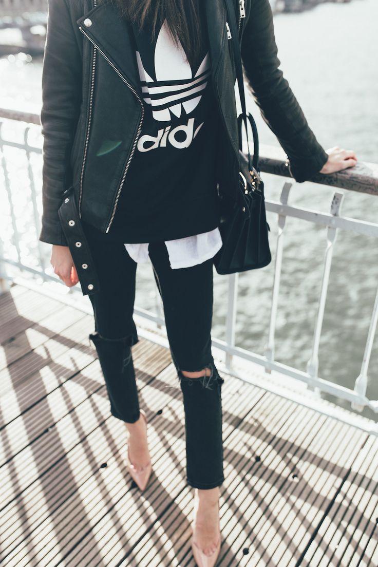 Alex's Closet - Blog mode et voyage - Paris   Montréal: BLACK N LOUBIES